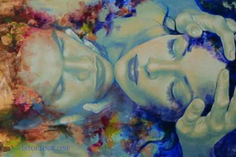 зеркало души человека