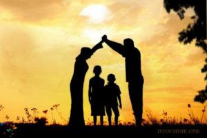гармоничные семейные отношения