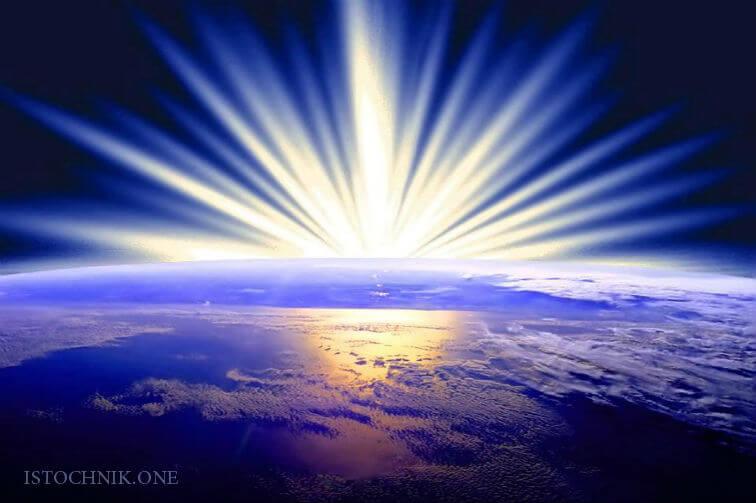 Пробуждение человечества к 5 измерению