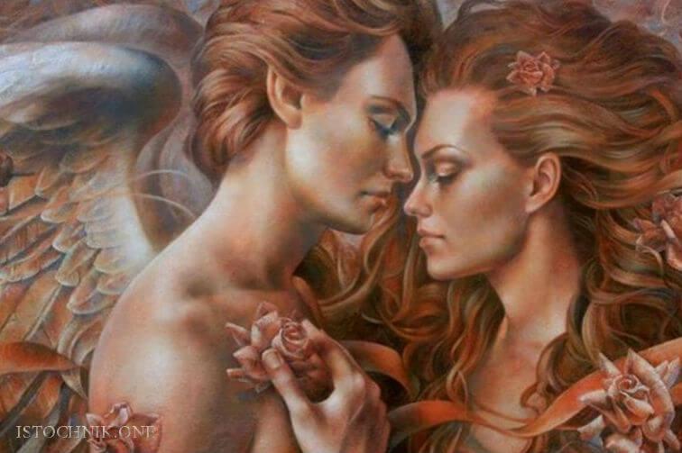 близнецовое пламя женат