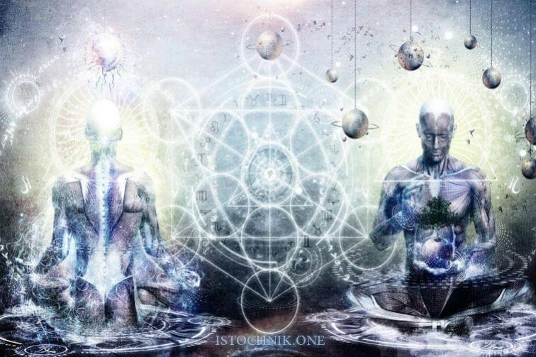 держатели божественных кодов
