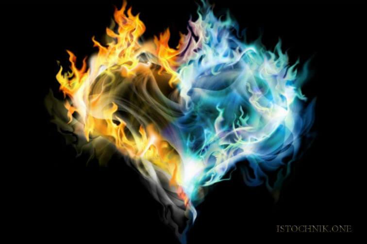 ложное близнецовое пламя