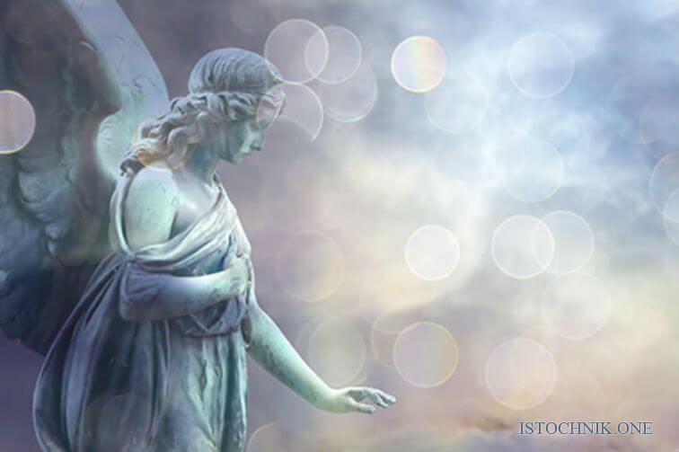 Сила, стоящая за Руководством и вашей Духовной Командой