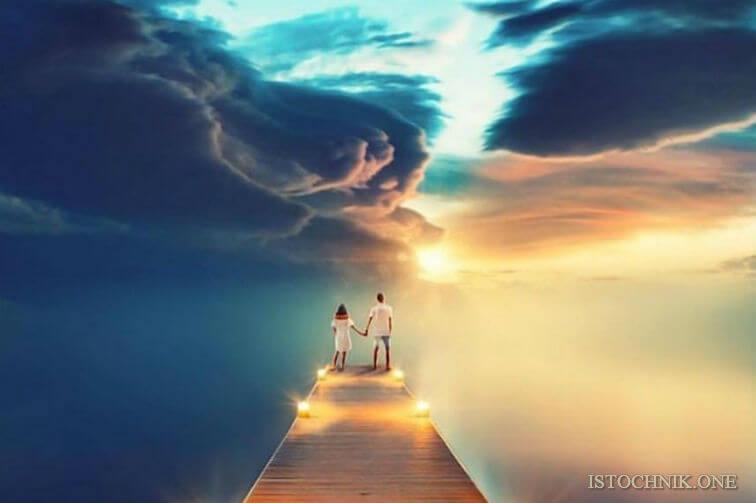 встреча близнецовых пламен возвращение к богу