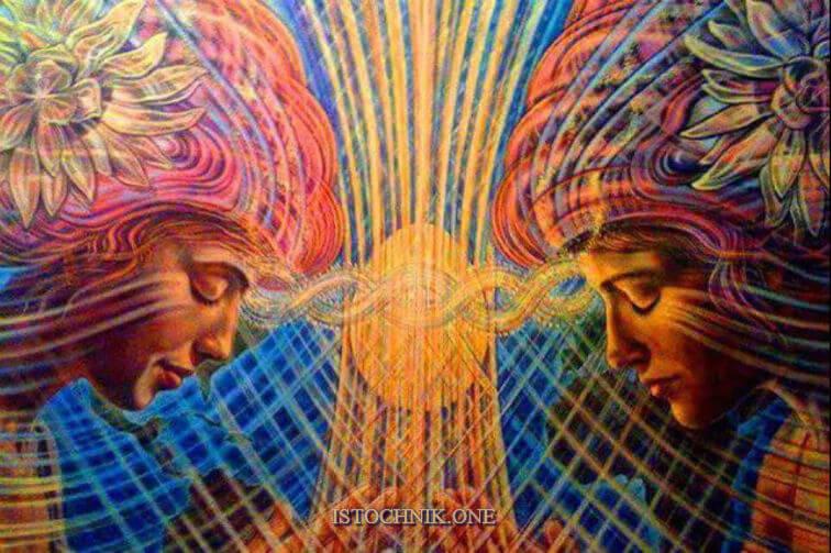 телепатия близнецового пламени