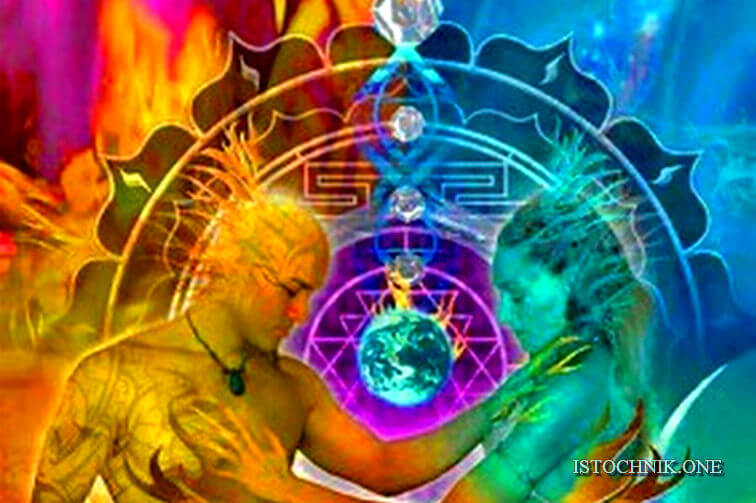 система 12 чакр и процесс близнецового пламени