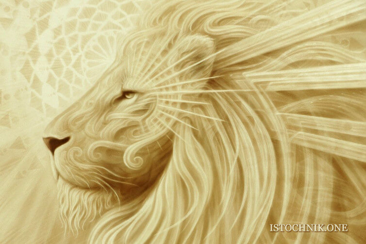 врата льва