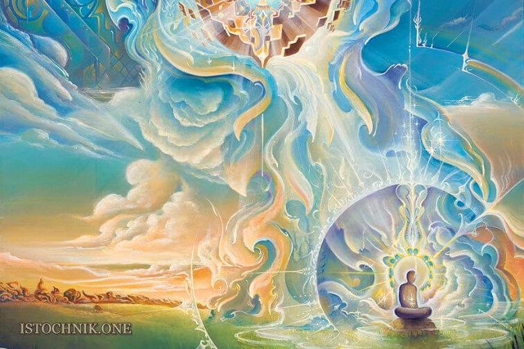 божественная алхимия