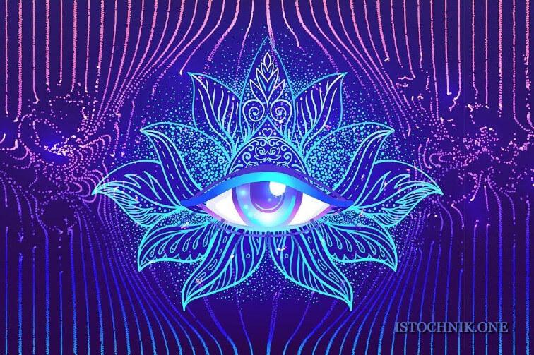 чакра третьего глаза