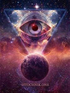 символы третьего глаза