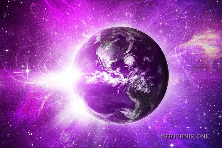 секрет фиолетового пламени