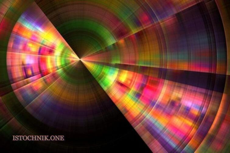 ускорение системы 4 тел - 22 луча бога